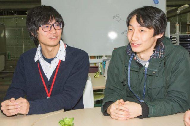 永井さんと齊藤さん