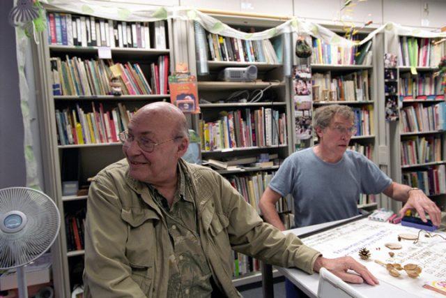 マービン・ミンスキー博士とヒレル先生