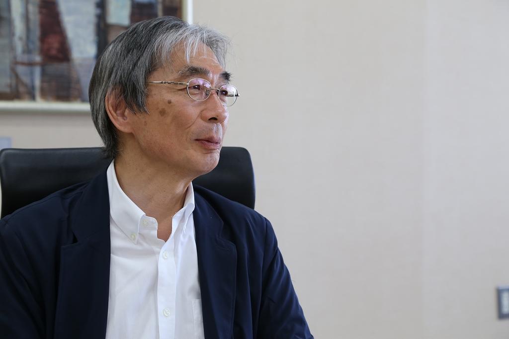 川嶋副学長