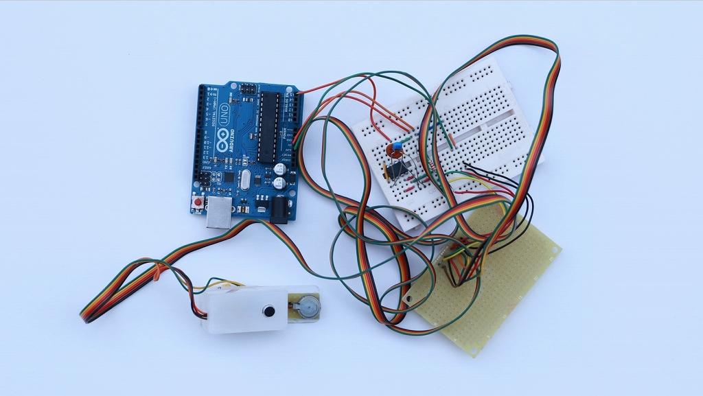 学生時代に制作したプロトタイプ