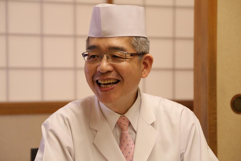 後援会会長の金谷光治さん