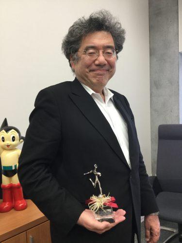 松原仁教授の画像